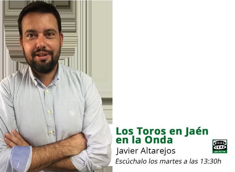 Los toros en Jaén en la Onda
